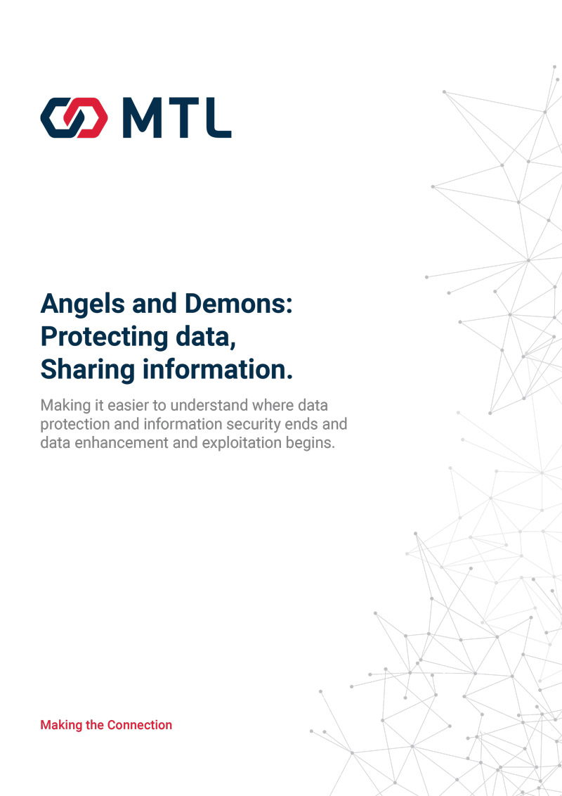 Angels and Demons: Protecting Data, Sharing Information