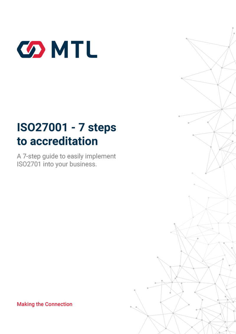 ISO27001: Seven Steps to Accreditation